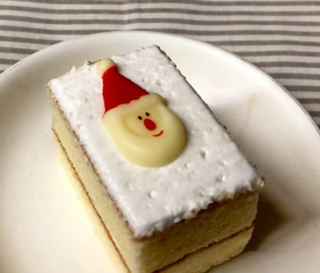 クリスマスケーキ2018.12