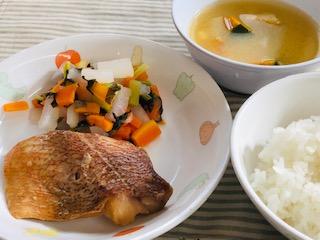 2020.11魚の生姜煮